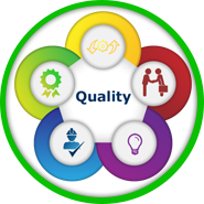 Overall Quality Management in Companies and Institutions